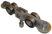 HD Internal Truck Assembly guide rollers with Sealed Bearings
